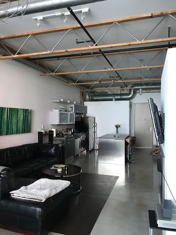 Downtown Royal Oak Loft