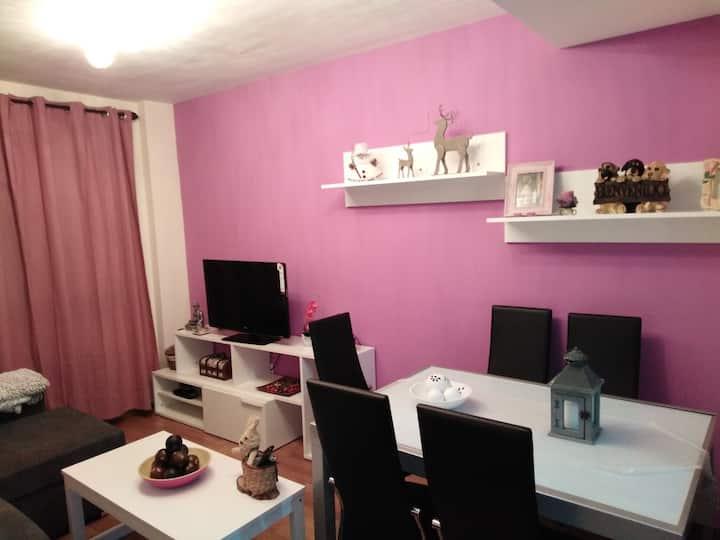 Apartamento Villanúa Paradise.