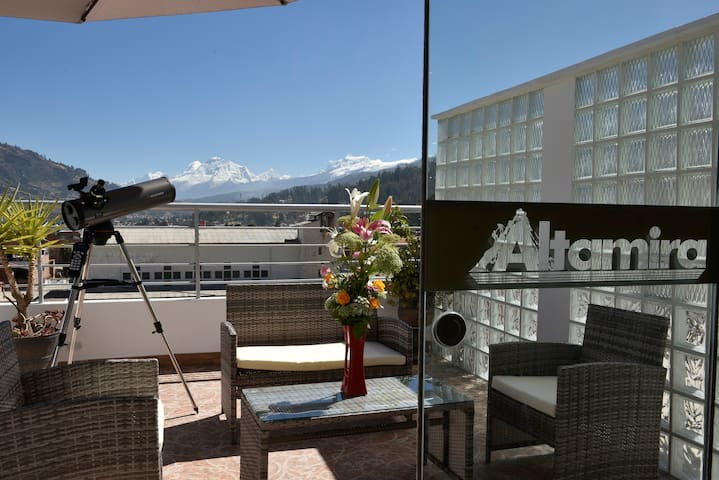 Altamira - Suite with private terrace