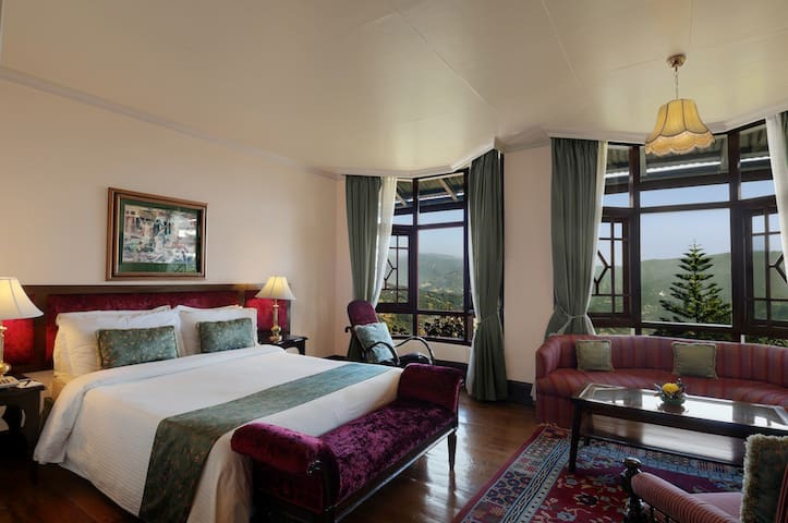 Deluxe Double - The Elgin Silver Oaks since 1932 - Kalimpong - Heritage hotel (Indien)
