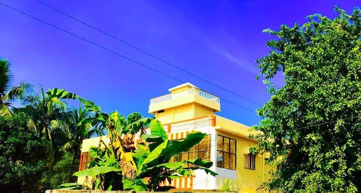 VILLAGE NIGHT STAY WITH  CITY AMENITIES NEAR DHAKA