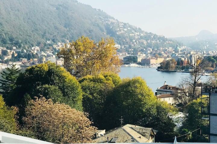 Residenza il Parco ed il Lago a Como