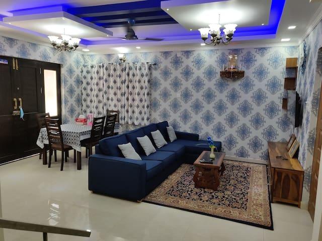 3BHK Luxurious Independent Villa  Calangute/Arpora