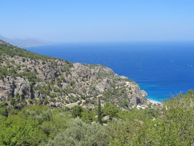 Peaceful village vacation house - Karpathos - Vakantiewoning