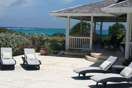 LARIMAR Luxury Ocean Front Villa 6 bed, 6 1/2 bath