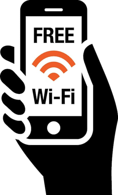 Oh yes. How unbearable life can be without Wi-Fi !! You'll get FREE Wi-Fi in your room. And if you have an unlocked device I will connect you with mobile internet to enjoy everywhere you go.