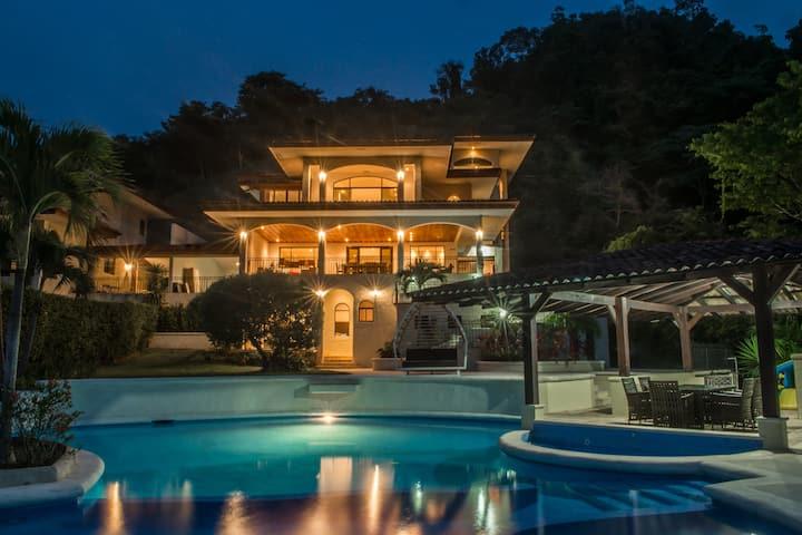 9BED JACO Casa Grande #2 Pool Los Suenos