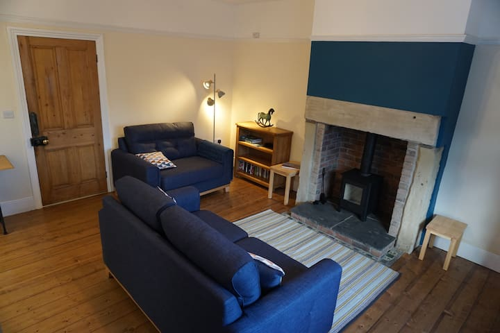 Northumberland Seaside Cottage: Dog Friendly