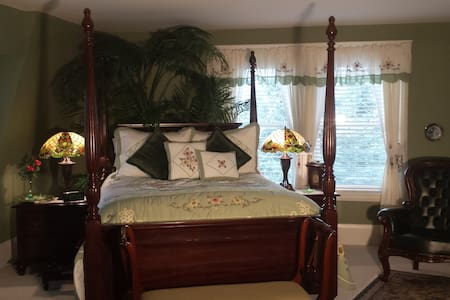 The Jeffers Inn, Maiden Moon Suite - Sleeps 2 - Inap sarapan