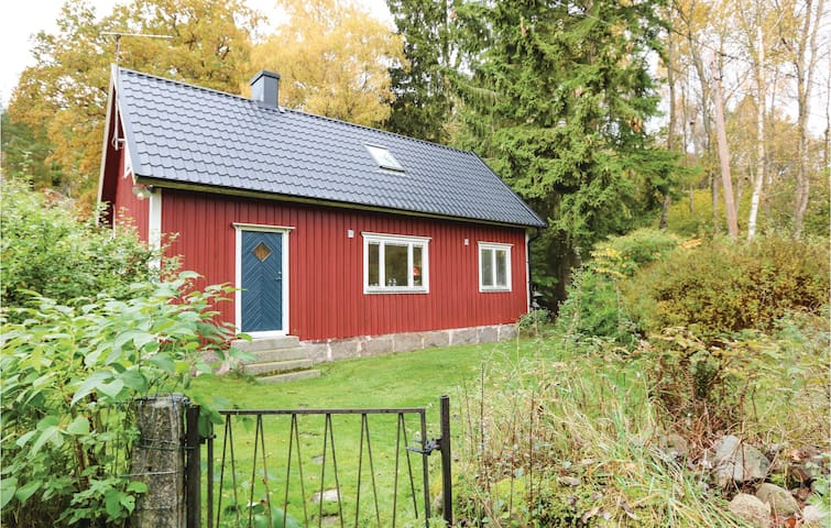 Holiday cottage with 1 bedroom on 77m² in Sölvesborg