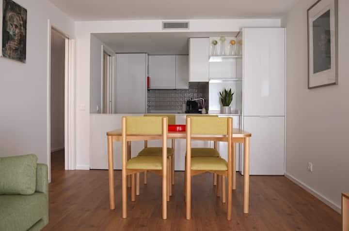Design apartment Porto Centre by ars fabricandi