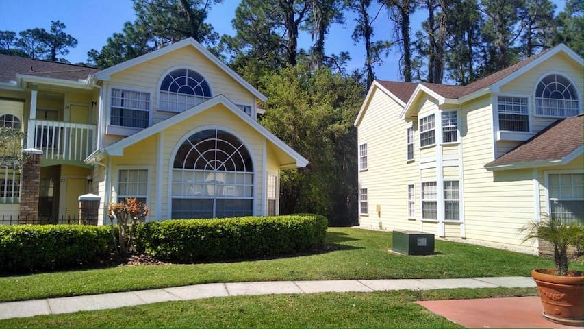 Private Room! Near EVERYTHING! - Kissimmee - Huis
