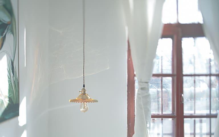 有光小宿 · 古早屋 archaic house - Qingdao - Talo