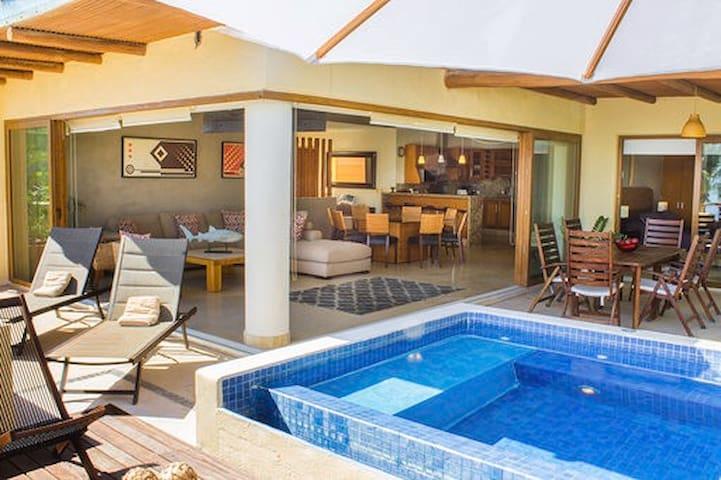 Hermosa Villa en Bucerias Punta Mita