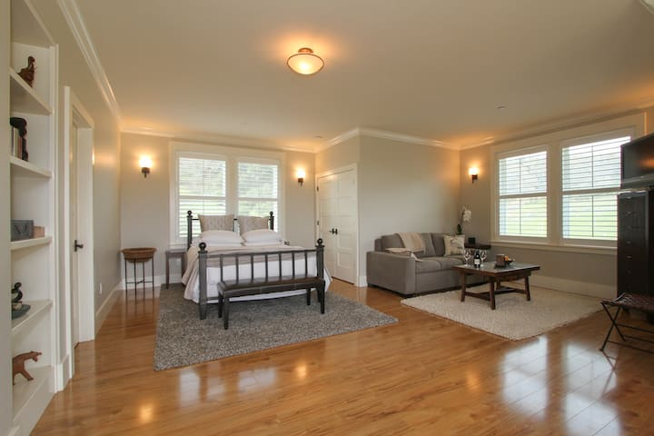 Alexander Valley Modern Farmhouse - Guesthouse - Cloverdale - Guesthouse