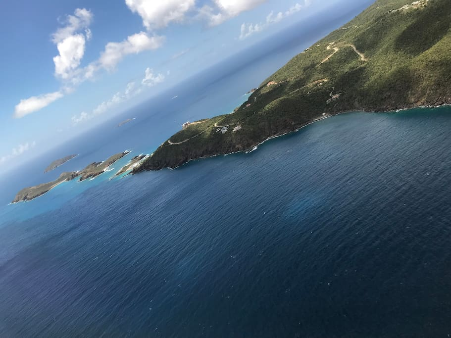 The beauty of St. Thomas