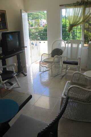 cosy flat,  3 bedrooms. Samana - Samaná - Pis