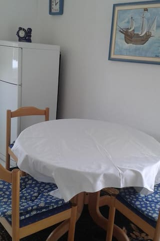 Studio flat near beach Živogošće - Porat, Makarska (AS-13853-a)