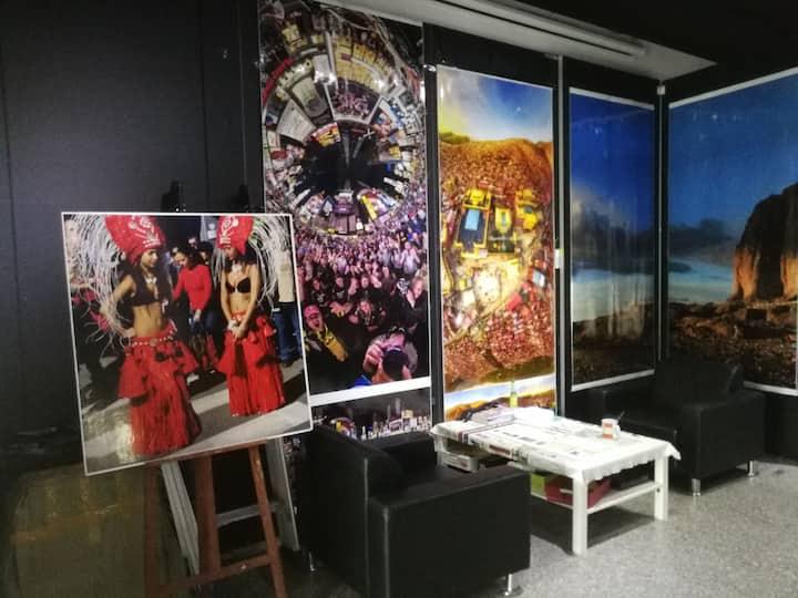 VaRt Gallery in Caochangdi 草场地摄影画廊食宿