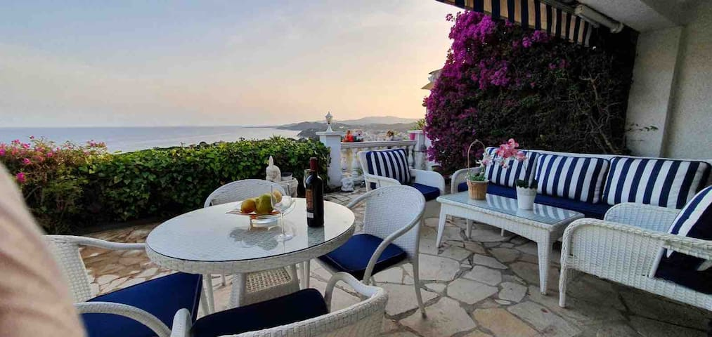 Relax villa with panoramic views