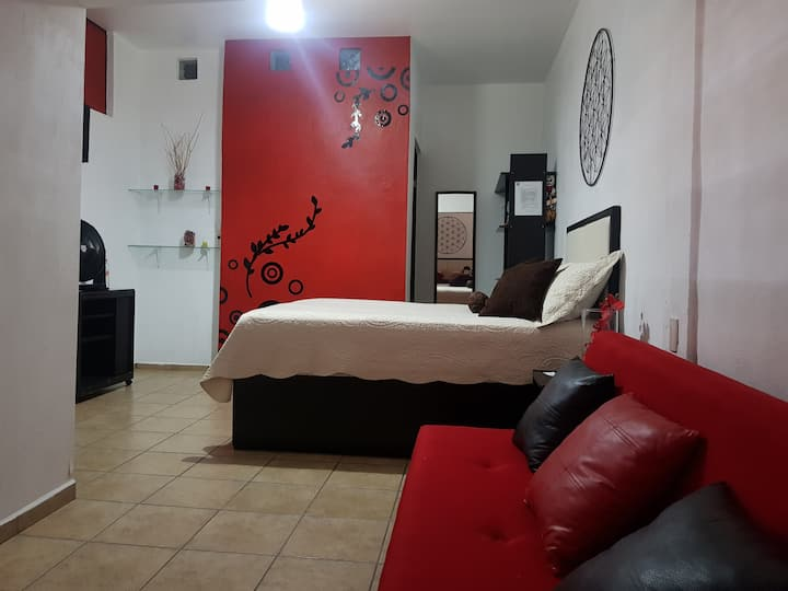 Hermosas habitaciones en Calvillo, Ags.