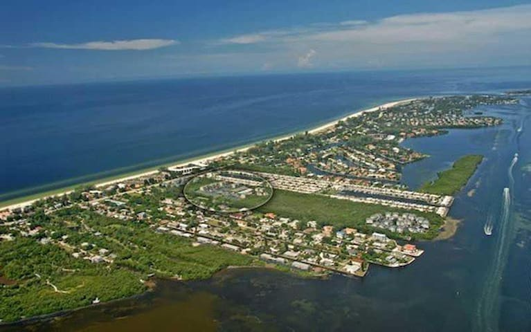 Longboat Key Florida Nice Large Townhouse - Longboat Key - Townhouse