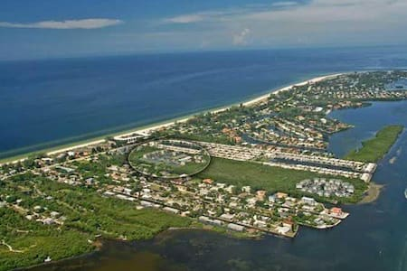 Longboat Key Florida Nice Large Townhouse - Longboat Key - 連棟住宅