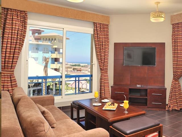 Chalet in Porto South Beach - Ain El Sokhna