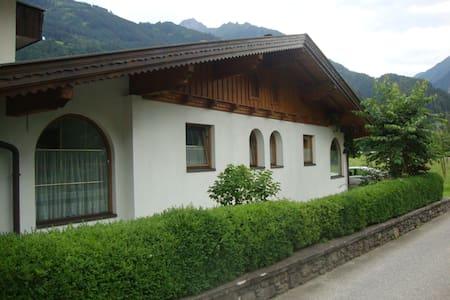 Gästehaus Panorama - Appartment Mayrhofen - Mayrhofen