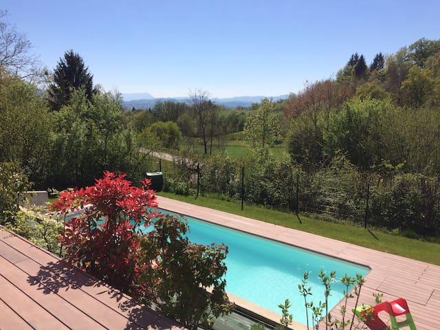 Belle maison à 10 minutes d'Annecy - Saint-Martin-Bellevue - Maison