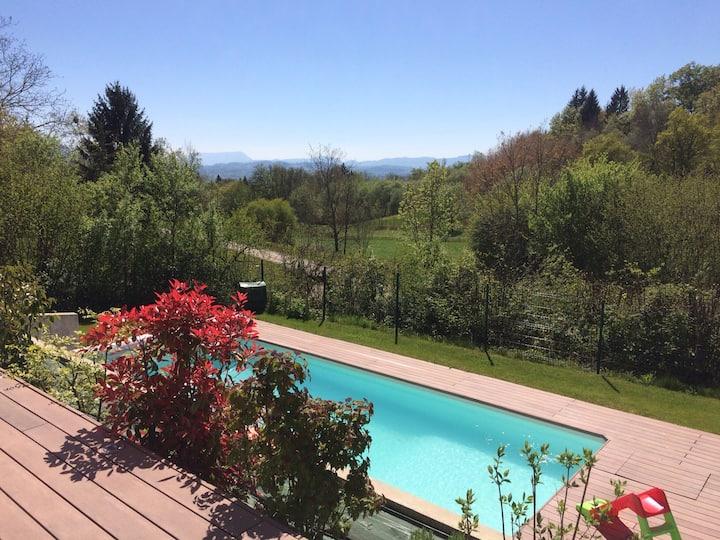 Belle maison à 10 minutes d'Annecy