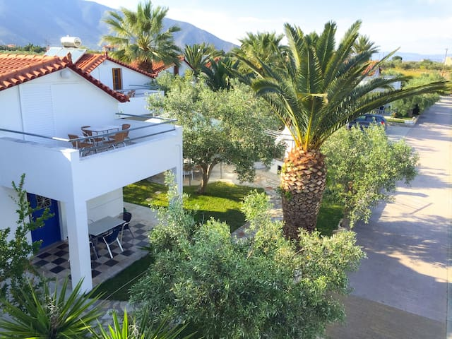 Your own independent home in Greece 4your vacation - Arkadia