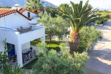 Your own independent home in Greece 4your vacation - Arkadia - Hus