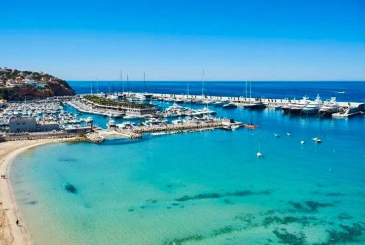 Port Adriano Sea View 2 bed