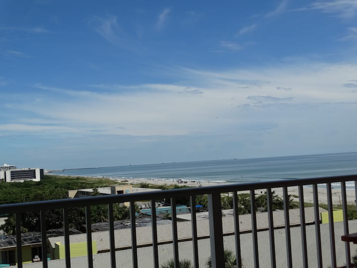 #702 DIRECT SPACE COAST OCEAN VIEW!