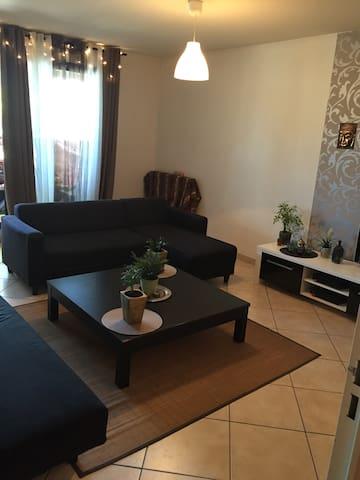 Chambre 10m2, bien situé - Lyon - Apartment