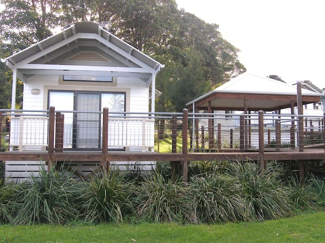 The Boardwalks cabin 2 sleeps 5