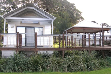 The Boardwalks cabin 2 sleeps 5 - Greenwell Point - Departamento