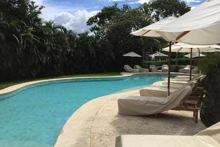 Private Lux Beach Condo w/ Surf and Golf - Guiscoyol