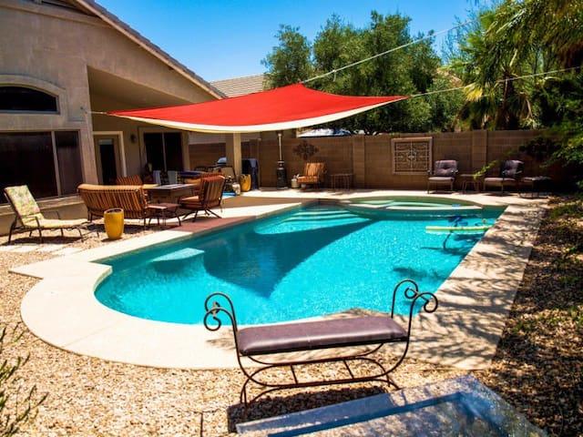Johnson Ranch, Private Pool, Pickleball, Golf