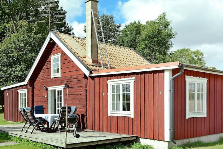 7 person holiday home in STRÄNGNÄS