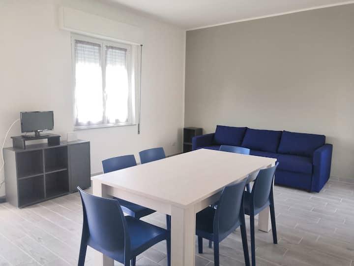 Appartamento N°5, comodo trilocale a Loano.