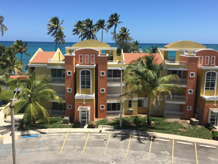 Unique Beachfront PH apartment Loiza, Puerto Rico