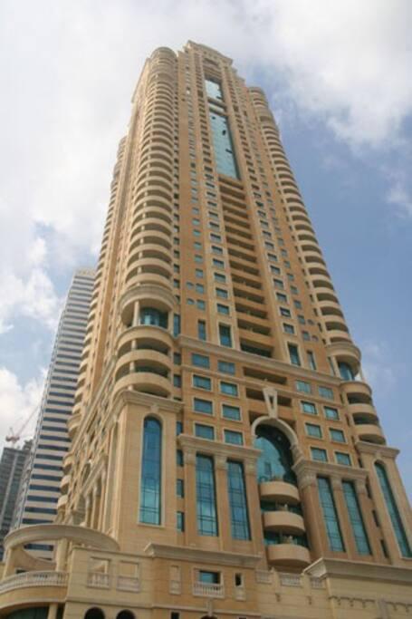 50 floors Building