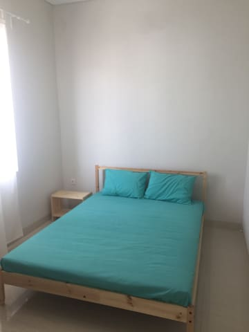 1st Bedroom for 2 guests