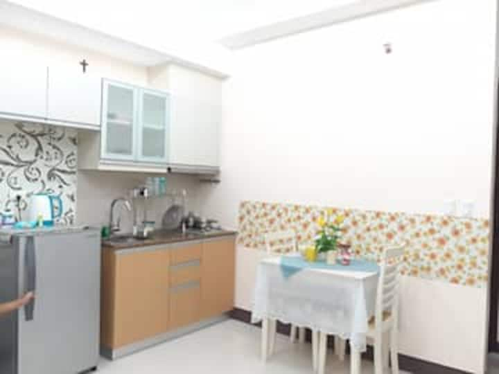 Homey Comfy Stay in the City of Taguig - Mckinley