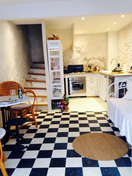 Maison carmen townhouses for rent in cazouls l s b ziers for Maison cazouls les beziers