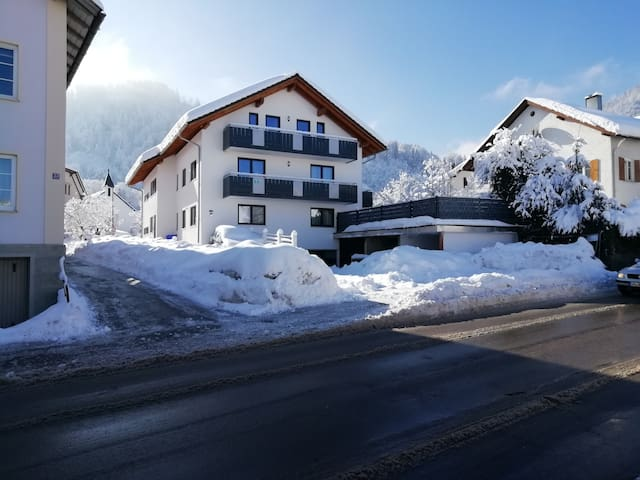 FLAT IN THE BAVARIAN ALPS FOR GROUP´s AND FAMILY