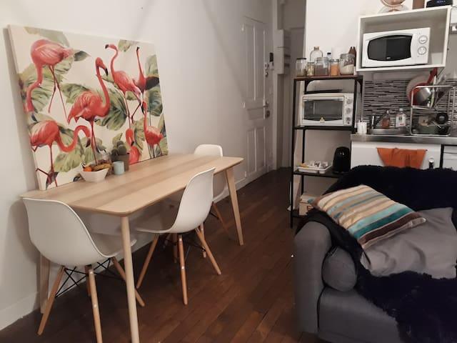 Appartement rue de Lorient