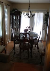 Room near Downtown Durham long term guest welcomed